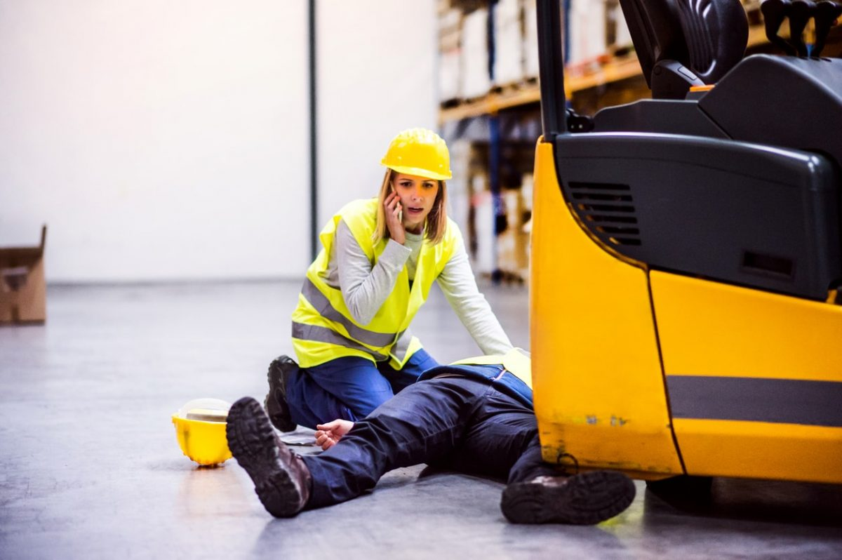 Workplace Accidents Call for a Corporate Speaker